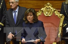 Chủ tịch Thượng viện Italy đảm trách nhiệm vụ thăm dò lập chính phủ
