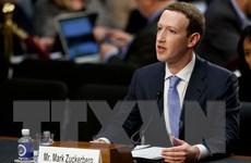 EP yêu cầu CEO Zuckerberg điều trần trực tiếp về vụ lộ thông tin