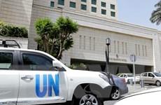 LHQ xúc tiến công tác đảm bảo an ninh cho phái đoàn OPCW ở Syria