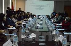 Việt Nam-Ai Cập tăng cường hợp tác về thương mại và công nghiệp