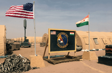 Quân đội Mỹ bắt đầu xây dựng căn cứ quân sự lớn ở Niger