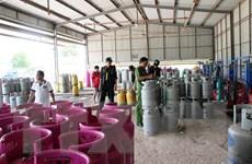 Cần xử lý nghiêm các hành vi vi phạm kinh doanh gas trái phép