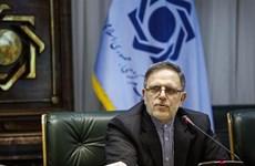 Thống đốc BCI cáo buộc Mỹ tước đoạt lợi ích kinh tế của Tehran