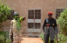 Trụ sở Lực lượng Quốc phòng và An ninh Niger bị tấn công