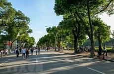 Bắc và Trung Bộ tăng nhiệt, trời nóng 36 độ C; Nam Bộ mưa dông đầu mùa