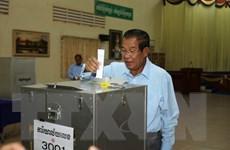 Campuchia tiếp nhận đơn đăng ký tranh cử cho cuộc tổng tuyển cử