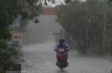 Bắc Bộ, Tây Nguyên và Nam Bộ có mưa to đến rất to trên diện rộng