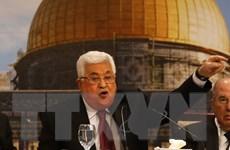 Anh quan ngại sâu sắc về phát biểu của Tổng thống Palestine