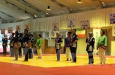 ASIAD 2018: Việt Nam tham gia thi đấu thử nghiệm võ Kurash ở Indonesia