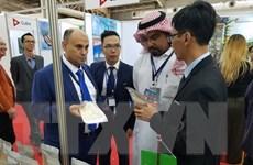 Hội chợ quốc tế Algiers 2018 thu hút các doanh nghiệp Việt Nam