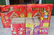 Thu giữ nhiều lô hàng cấm, không rõ xuất xứ lưu hành trên thị trường