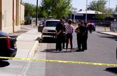Có ít nhất một người bị thương vụ nổ súng ở Trường Trung học Highland