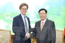 Phó Thủ tướng hoan nghênh Comvik tiếp tục quan tâm đầu tư vào Việt Nam