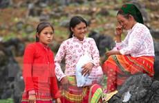 Cận cảnh hình ảnh về Lễ hội Chợ tình Khau Vai 2018 ở tỉnh Hà Giang