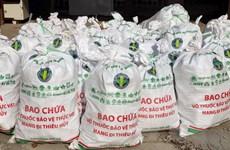 Bộ NN&PTNT: Phải giảm nhanh lượng thuốc bảo vệ thực vật độc hại