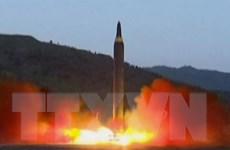 Mỹ đề nghị Triều Tiên chuyển đầu đạn hạt nhân, ICBM ra nước ngoài