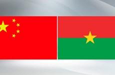 Trung Quốc và Burkina Faso thiết lập lại quan hệ ngoại giao