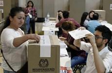 Hơn 36 triệu cử tri Colombia đủ tư cách bỏ phiếu bầu cử tổng thống