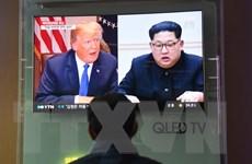 Mỹ hoãn trừng phạt Triều Tiên để hướng tới cuộc gặp thượng định