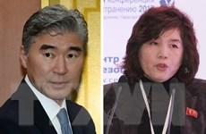 Chuyên viên Mỹ-Triều Tiên kết thúc đàm phán lần hai tại Panmunjom