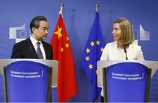 Đối thoại Chiến lược cấp cao Liên minh châu Âu và Trung Quốc
