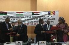 Libya ký thỏa thuận kiểm soát biên giới với các nước láng giềng