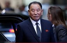 Quan chức cấp cao Triều Tiên đến Bắc Kinh trên đường trở về từ Mỹ
