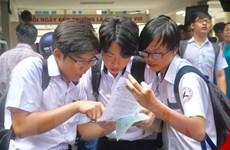 TP.HCM: Đề Toán nhiều bài thực tế đòi hỏi thí sinh phải có tư duy tốt