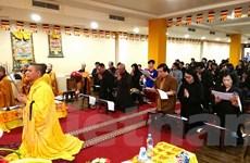 Cộng đồng người Việt tại Liên bang Nga mừng Đại lễ Phật đản 2562