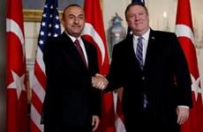Thổ Nhĩ Kỳ và Mỹ nhất trí tăng cường hợp tác trong vấn đề Syria