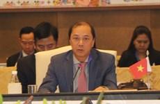Thứ trưởng Ngoại giao Nguyễn Quốc Dũng dự Hội nghị cao cấp ASEAN