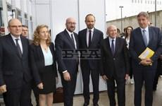 Bỉ và Pháp tăng cường hợp tác trong cuộc chiến chống khủng bố