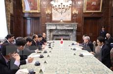 Phó Thủ tướng Thường trực Trương Hòa Bình thăm, làm việc ở Nhật Bản