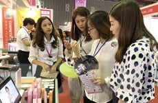 Hơn 200 doanh nghiệp tham gia triển lãm Mekong Beauty Show 2018
