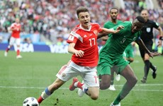 World Cup 2018: Aleksandr Golovin là niềm hy vọng của nước Nga