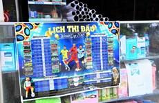 Thủ đô Hà Nội rộn ràng trong đêm khai mạc World Cup 2018