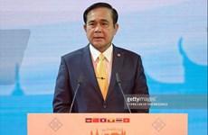 Thủ tướng Thái Lan Chan-ocha hội đàm Tổng thư ký ASEAN Jock Hoi
