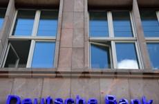 Deutsche Bank nhận án phạt 205 triệu USD vì thao túng thị trường