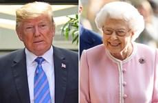 Tổng thống Mỹ Donald Trump sẽ hội kiến với Nữ hoàng Anh?