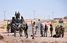 Quân chính phủ Syria giành lợi thế ở tỉnh miền Nam Daraa