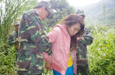 Công an Việt-Trung phối hợp triển khai tấn công tội phạm mua bán người