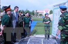 LHQ đánh giá cao sự tham gia tích cực của Việt Nam về gìn giữ hòa bình