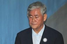 Hàn Quốc phạt tù cựu Bộ trưởng Tài chính vì tội nhận hối lộ