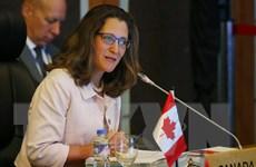 Canada đáp trả thuế nhập khẩu một số sản phẩm của Mỹ