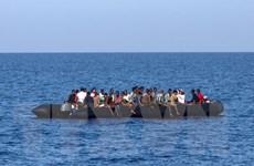 Tổ chức NGO của Tây Ban Nha cứu hàng chục người di cư trên biển