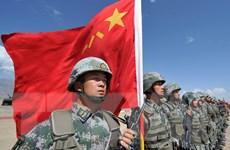 Quân đội Trung Quốc tham gia lễ duyệt binh quân sự của Belarus