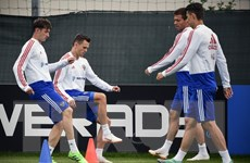World Cup: Moskva không thất vọng trước màn trình diễn của tuyển Nga