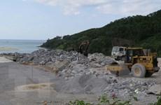 Khó bàn giao mặt bằng dự án mở rộng hầm đường bộ Hải Vân 2 đúng hạn