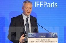 Pháp khẳng định EU sẽ không bị chia rẽ trước quyết định áp thuế của Mỹ