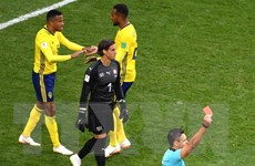 World Cup 2018: Có bao nhiêu thẻ đỏ đã được rút ra tại giải năm nay?